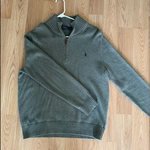 Polo Ralph Lauren men's pull over sweater